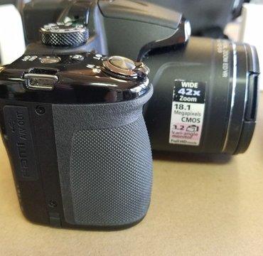 Nikon COOLPIX P520 18.1MP Digital Camera - Dark gray σε Πλαγιάρι