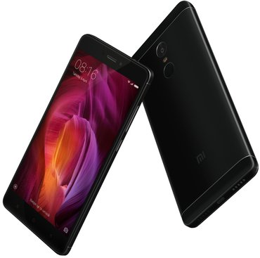 смартфон xiaomi redmi note 4 (новые) ram: 3 rom: 32gb  цвет: в Бишкек