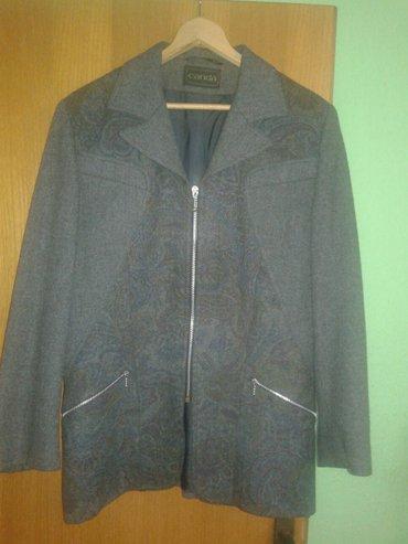 Jakna- sako odlican kvalitet 80 % vuna 20% poliamid u savrsenom stanju - Valjevo