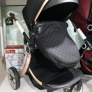 Супер стильные коляски в наличии в Лебединовка