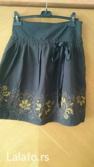 Lepa suknja, veličina 38, bez oštećenja i tragova nošenja - Pozarevac