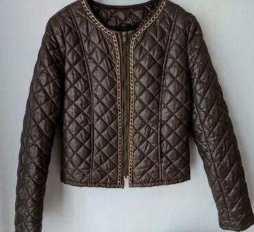Jakna s - Srbija: Italijanska jakna sa lancima, Chanel model, S
