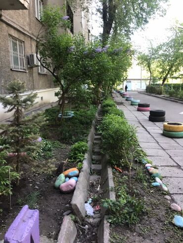 Продажа квартир - Бишкек: 3 комнаты, 65 кв. м С мебелью