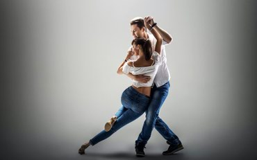 Латиноамериканские танцы Бачата, в Бишкек