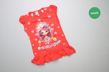 Топы и рубашки - Новый - Киев: Дитяча футболка для дівчинки Esilla Baby, вік 6 р., зріст 116 см    До