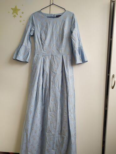 Продаю платье турецкое, х/б, размер 46, надевала 2 раза, покупала за