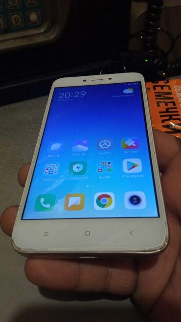 чехол для xiaomi в Азербайджан: Б/у Xiaomi Redmi 5 2 ГБ Золотой
