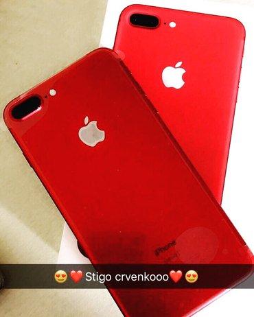 Iphone 7 plus crveni 128 GB - Beograd
