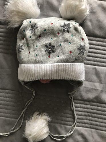 шапка зима в очень хорошем состоянии в Бишкек