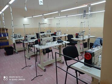 Другие услуги - Душанбе: Срочно требуются опытные швеи! Женские брюки, спортивные костюмы, плат