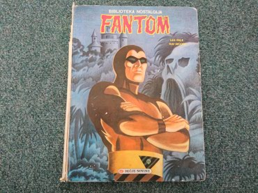 Fantom  (2) - Lee Falk, Ray Moore - Belgrade