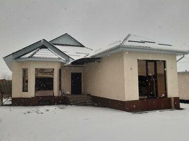 4гор больница бишкек в Кыргызстан: Продается дом 140 кв. м, 6 комнат, Свежий ремонт