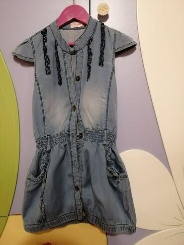 Prelepa markirana garderoba za devojčice vel 110-116