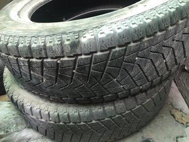 Продаю (2 шт) зимние шины 225/65r18  в отличном состоянии (липучка), п в Бишкек