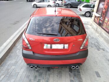 Kia Rio 1.5 l. 2007 | 197000 km