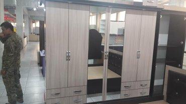 Шкафы на заказ. шкафы купе от 4500 с за в Бишкек