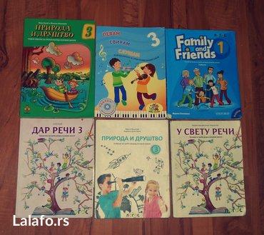 Knjige za III razred osnovne škole - Loznica