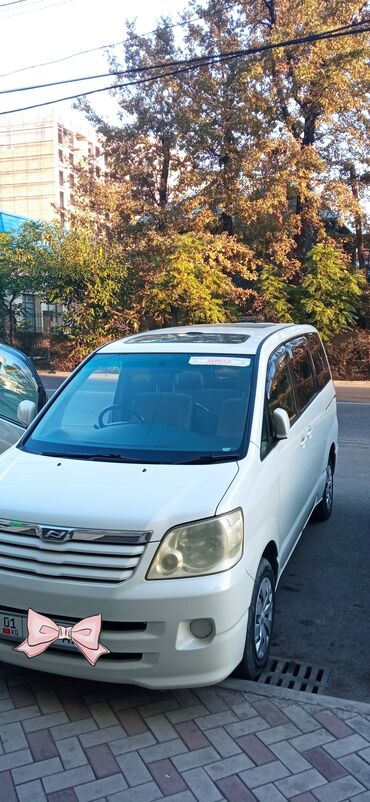 номера на авто бишкек in Кыргызстан | БЮРО НАХОДОК: Toyota Noah 2 л. 2003 | 169000 км