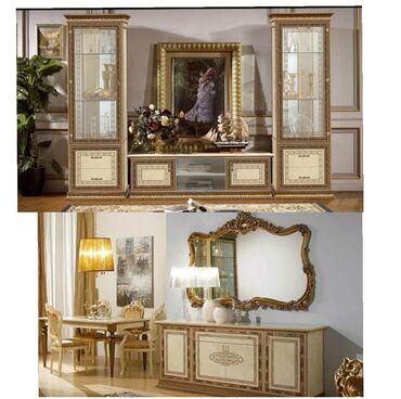 anbar - Azərbaycan: Qonaq desti klassik qonaq otagi mebeli шостиный мебел BELARUSIYA