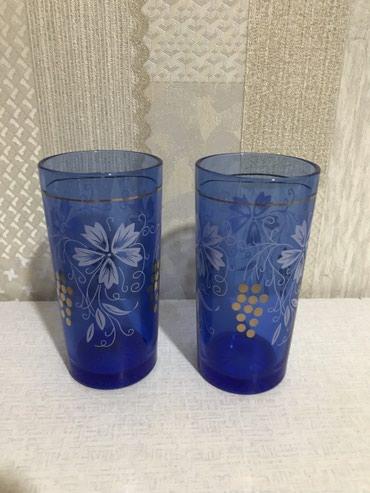 стеклянные стаканы в Кыргызстан: Продаю стаканы (новые, стеклянные) 6 шт