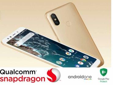 Bakı şəhərində Yeni model Xiaomi Mi A2 4/64GB, Gold