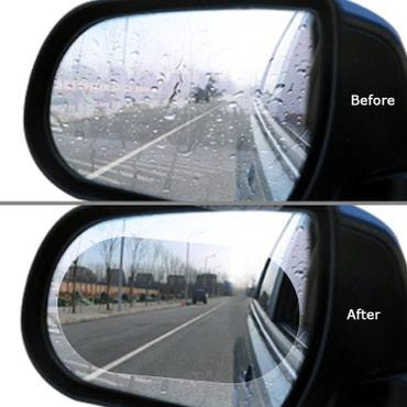 Анти дождь и анти Смог на боковые зеркала в Бишкек