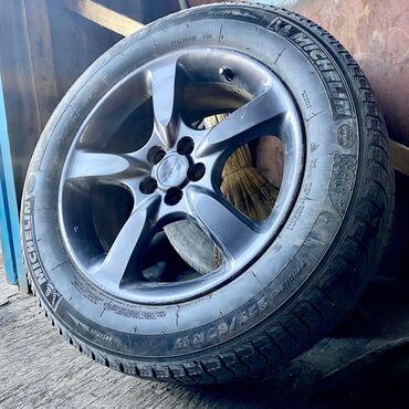 Диски R17 Родные стоковые диски Subaru Legacy в хорошем состоянии не в