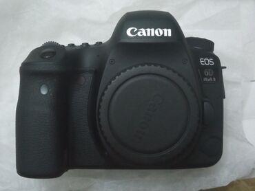 canon eos 5d mark ii в Азербайджан: Canon EOS 6D Mark II body