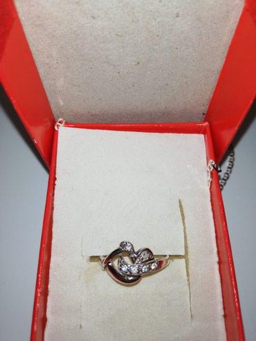 Prsten srebro 925 - Novi Sad