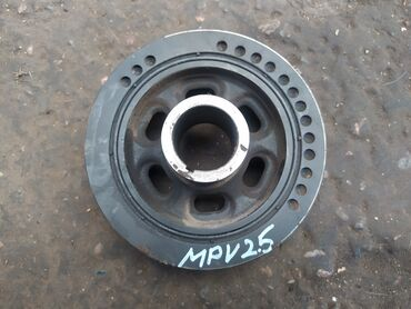 Mazda MPV 2.5 шкив коленвала, Мазда МПВ 2.5 шкив коленвала Тип