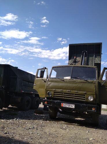 Грузовик - Кыргызстан: Грузовики