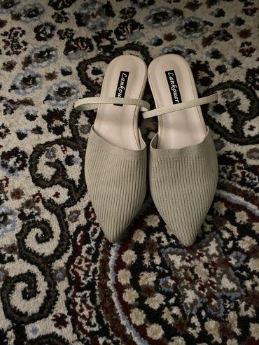 автоледи обувь в Кыргызстан: Женский обувь для девушек на лето 37-размер