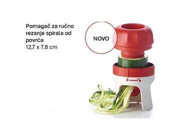 Branje malina - Srbija: Tupperware Spirilajzer Izuzetan kuhinjski pomagac, mali a