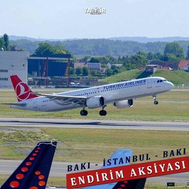 Türk Hava Yollarından endirim aksiyası davam edir.Bakı - İstanbul -
