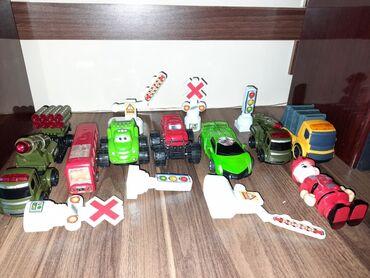 - Azərbaycan: Masinlar ve polisyol isleri hamisi birlikde satilir 15 azn