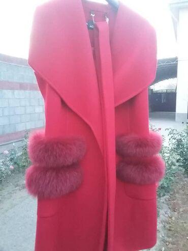 Продаю пальто-жилетку!!! Состояние новое. Размер 42-44.  Для реального