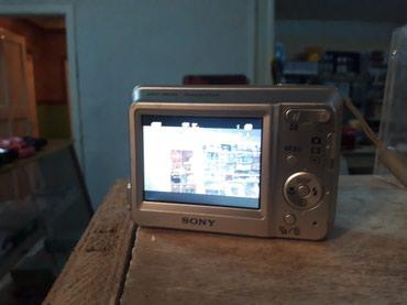 фотоаппарат сони в Кыргызстан: Цифровой фотоаппарат сони (sony)