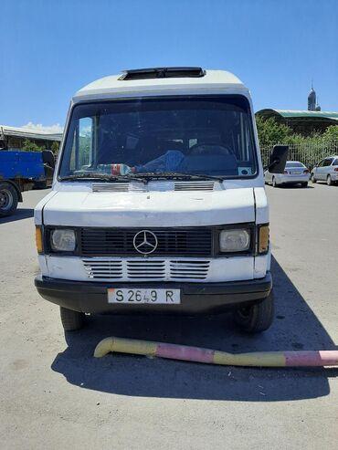 Продажа рефрижераторов бу - Кыргызстан: Мерседес бус сапок мотор муссо 3куб руль гидрач