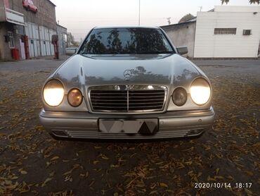 двигатель мерседес 124 2 3 бензин в Кыргызстан: Mercedes-Benz E 200 2 л. 1997