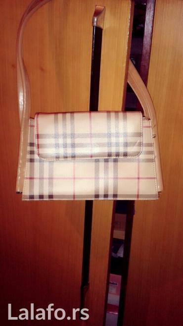 Imitacija burberry torbe dimenzije - Srbija: Ženska odeća