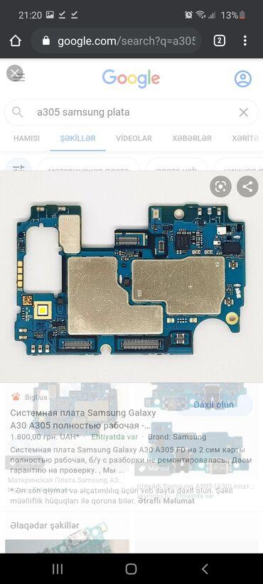 A30 qiymeti irsad - Azərbaycan: Samsung A30(305 ) plata axtarilir Butun bolgelerden elaqe saxlayin