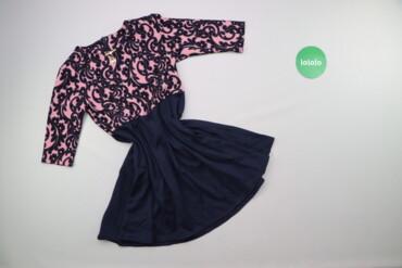 Детский мир - Украина: Підліткова сукня з візерунком, р. М    Довжина: 68 см Ширина плечей: 3