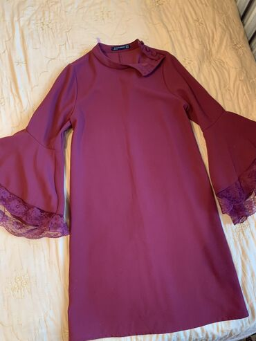 шелковое платье в пол в Кыргызстан: Очень красивое,модное,нарядное платье от турецкого брэнда Dilvin