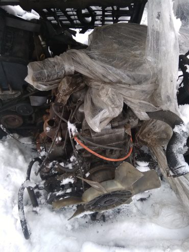 Продаю двигатель на митсубиси в Бишкек
