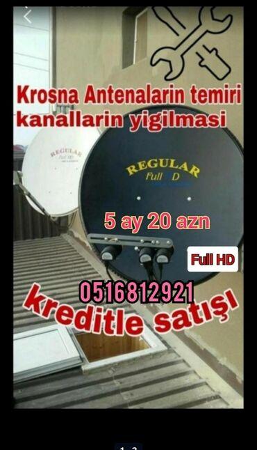 Krosna krosnu sputnik antena kredit sifarişi online tək şəxsiyyət