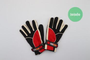 Спорт и отдых - Украина: Чоловічі спортивні перчатки Sport world club на флісі   Довжина: 23 см