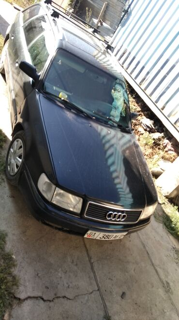 audi 100 2 6 quattro в Кыргызстан: Audi S4 2.3 л. 1994
