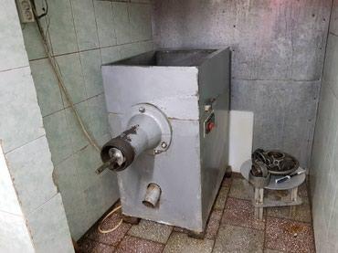 Продаю мини колбасный действующий в Бишкек