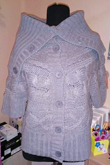 Ženska odeća | Knjazevac: Sivi dzemperic