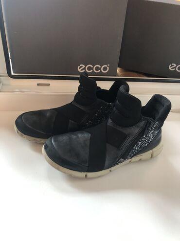 ecco zimnie в Кыргызстан: Детская обувь Ecco  Кроссовки на девочку 29 размер  Оригинал  Дэми